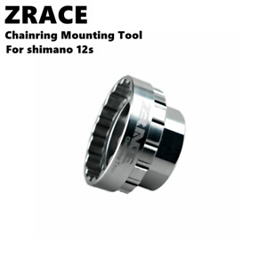 12s Chainring Mounting Tool for Shimano SM-CRM95 / SM-CRM85 / SM-CRM75 TL-FC41