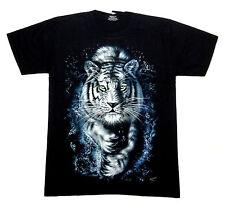 T-Shirt Rock Eagle Fantasy Tiger