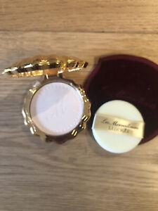 Les Merveilleuses LADUREE Limited Edition Powder With 24k Gold Coating Case !