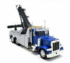 Newray 1:32 Peterbilt 379 Tow Truck Model Toy