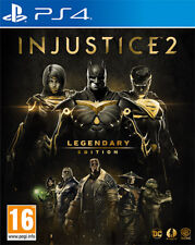 Injustice 2 Legendary Edition GOTY Game Of The Year PS4 Playstation 4 IT IMPORT
