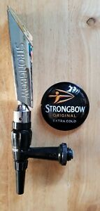 Strongbow  Tap And Handle, Home Bar Man Cave