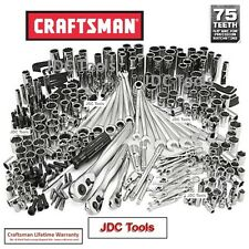 Craftsman 311 pc Mechanics Tool Set 35311 Ratcheting Combination Wrench 320 450