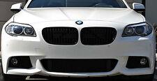 BMW 5 Series F10 Gloss Shine Black Kidney Euro Sport Front Hood Grill M M5 11-15