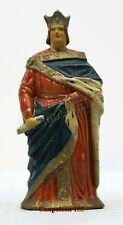 Figurine, Soldat de Plomb Ancien VERTUNNI. LOUIS VI le Gros
