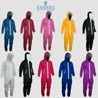 Men's One-Piece Pajama Onesie0 Playsuit All in one Non-Footed Zipper Hooded Suit