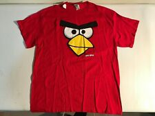 Fifth Sun Red Angry Birds Graphic T-shirt XL NWT