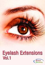 Eyelash Extensions Vol. 1  Best Training Learn How To Apply Lash nd