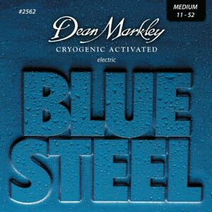 Dean Markley Blue Steel Electric Guitar Strings Medium 11-52 DM2562