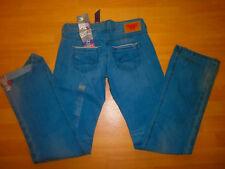 EDC Esprit JEANS blue Denim Hose JOY W 30 L 34,comfort fit Stretch 40 M low rise