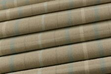 1.35m Laura Ashley 'Keynes' in Duck Egg FR Upholstery Fabric