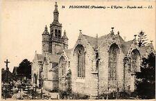CPA  Plogonnec (Finistére) - L'Eglise - Facade sud   (457817)