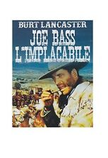 JOE BASS L'IMPLACABILE BURT LANCASTER DVD