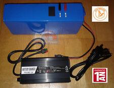 Batterie batterie lithium Ion 48V17Ah, avec BMS et chargeur