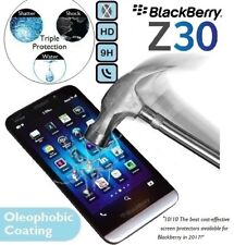 100% Genuine Tempered Glass Film 9H Screen Protector STA100-2 for Blackberry Z30