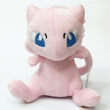 NEW pokemon monster Pokemon Doll Mew Plush Stuffed toys16cm