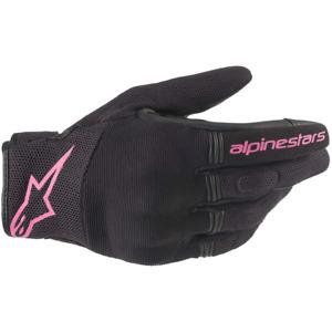 Alpinestars Copper Ladies Pink Lightweight Motorcycle/Motorbike Summer Glove