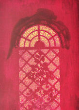 MAX ERNST - JUDITH II  - AN ORIGINAL LITHOGRAPH - 1972 - FREE SHIP IN US !!!