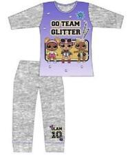 LOL surprise Filles Pyjamas poupées pyjama PJ Set à manches longues Snuggle Fit Kids en coton
