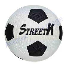 Ballon de foot Street K en plastique dur, Ballon plastique, football neuf