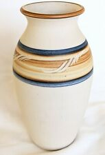 Handmade decorative ceramic Vase, classic shape.   Free Shipping