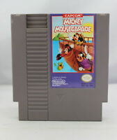 Mickey Mousecapade - Nintendo NES Game Authentic