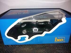 Jaguar XK120C #18 Winner Le Mans - 1953 T.Bolt-D.Hamilton 1:43 IXO Models