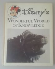 Disney's Wonderful World of Knowledge #10 Myths and Ledgends 1973 HB Book