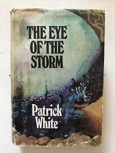 The Eye of the Storm by Patrick White Hardback Dust Jacket 1973 1st Ed