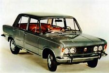 1969 Polski Fiat 125P Factory Photo Poland J4283