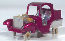 """Vintage Tootsietoy C Cab Pickup 3.25"""" Die Cast Scale Model Hot Rod Body Only"""