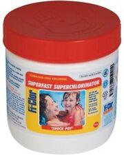 Fi-Clor Chlorine Shock Pot For Spas & Hot Tubs - Superfast Maintinence 450g