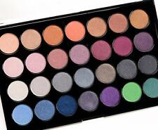 Bh Cosmetics Foil Eyes 2 Eyeshadow Palette Shimmer Metal Finish New Authentic