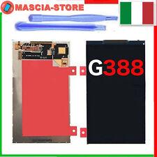 LCD SCHERMO SAMSUNG XCOVER 3 G388F G388 X Display X COVER Monitor ORIGINALE