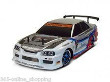 FLYING FISH NISSAN SKYLINE 1/10 Scale RC Electric Remote Controlled Drift Car