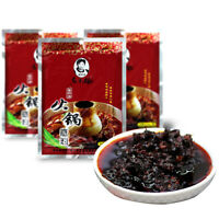 3bags Laoganma Chilli Soup Base For Hot Pot 160g - Spicy Flavour