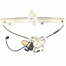 Power Window Motor and Regulator Assembly-Window Assembly Front Left 88236
