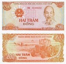 VIETNAM - 200 dong 1987 FDS - UNC