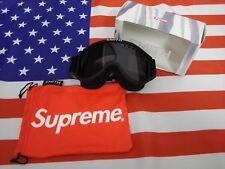 New Supreme Ski Goggle Goggles Black mask for skiing