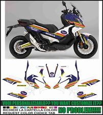 kit adesivi stickers compatibili X-ADV rothmans