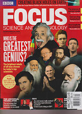 BBC FOCUS SCIENCE &TECHNOLOGY MAGAZINE #270 SUM 2014,WHO IS THE GREATEST GENIUS?