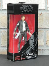 """Star Wars The Black Series HAN SOLO 6"""" Action Figure The Force Awakens Wave 5"""