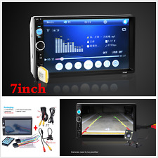 7inch Car Radio Bluetooth Stereo HD Screen MP5 Player MP3/MP4 Handsfree Call