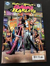HARLEY QUINN AND HER GANG OF HARLEYS #3 1:25 Conner Variant VF/NM