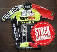 NEW Schils-Doltcini Short/Long Sleeved Cycling Jerseys/ Jackets/ Gilets UK STOCK
