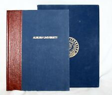 AUBURN - A UNIVERSITY PORTRAIT Limited Edition - Signed, Boxed - GREAT GIFT!