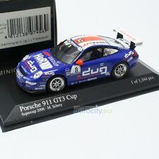 MINICHAMPS PORSCHE 911 GT3 MICHAEL SCHREY KONRAD MOTORSPORT PORSCHE SU 400066408