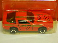 Vintage MAJORETTE # 215 CHEVY CORVETTE Mint on Card Green RED Made in FRANCE *