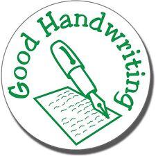 ST29 Good Handwriting Pre-inked School Marking Stamper Primary Teaching Services