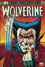 Wolverine Classic Vintage Style Poster 24x36 -Marvel Comics X-Men Logan Wall Art